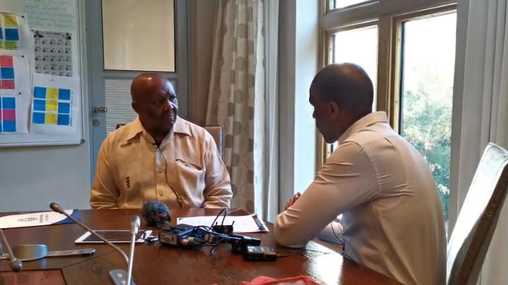 Frontline Conversations with Deputy Speaker Lechesa Tsenoli