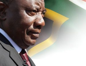 PRESIDENT RAMAPHOSA IS UNDERMINING HIS FIGHT AGAINST CORRUPTION